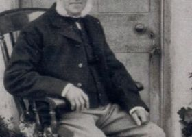 Jenkin Thomas, Fountain Inn landlord circa 1880